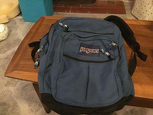 Slate blue Jansport backpack for Sale in Phoenix, AZ