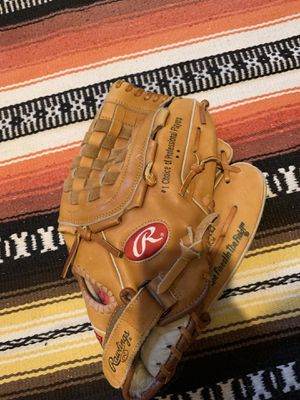 Rawlings baseball glove 14 inch for Sale in Los Angeles, CA