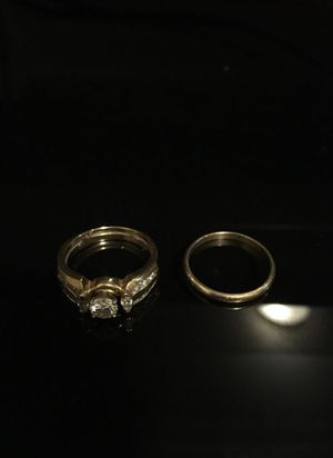 14K Gold Wedding Rings for Sale in Cashmere, WA