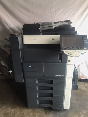 Konica Minolta Bizhub 501 Copier for Sale in Westminster, CA