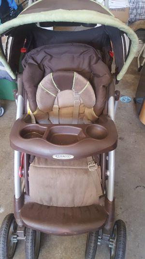 Gracco baby stroller strolls smooth rolling wheels for Sale in Las Vegas, NV