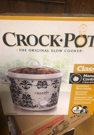 New crock pot for Sale in Florissant, MO
