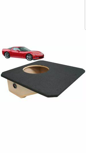 "1997-2004 Chevy Corvette C5 Z06 Custom Single 12"" Subwoofer Enclosure Sub Box for Sale in San Diego, CA"