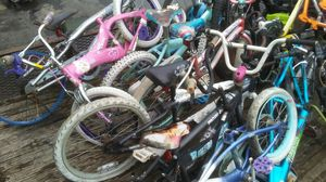 Lots of bicycles and parts for Sale in Hollywood, FL
