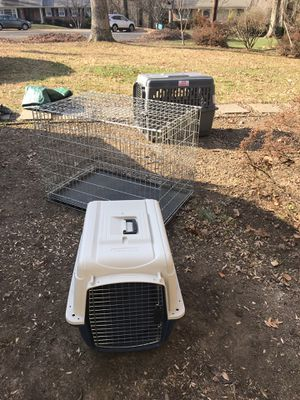 Dog kennel cage Animal cage or pin for Sale in Fairfax, VA
