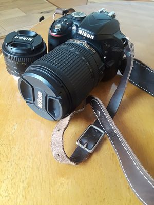 Nikon D3300 bundle for Sale in Union City, CA