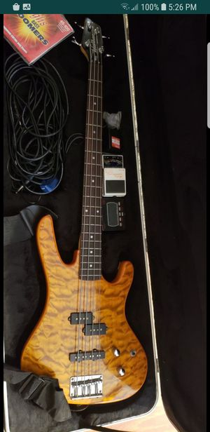 Bass for Sale in San Jose, CA