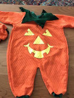 Pumpkin Halloween Costume for Sale in Malvern,  PA