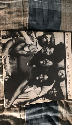 Refuse featuring Chaka khan record for Sale in Ontario, CA