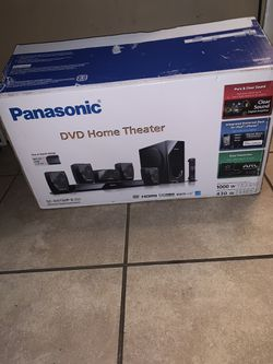 Panasonic dvd home theater for Sale in Anaheim,  CA