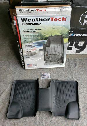 07-12 Mercedes GL Class Weathertech 3rd Row Black Molded Floor Liner for Sale in Corona, CA