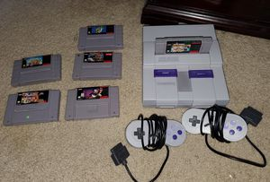 Super Nintendo for Sale in Fresno, CA