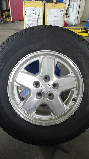 235 70R16 M&S Brand New tire for Sale in Pittsfield, MA