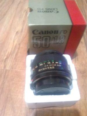 Never used Canon Lense for Sale in Philadelphia, PA