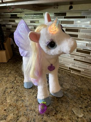 Star Lily Magical Unicorn- FurReal Friend for Sale in Tamarac, FL