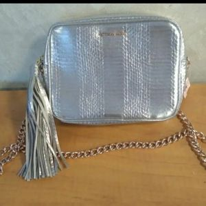 Victoria secret crossbody purse new PINK Smoke free clean house for Sale in Huttonsville, WV