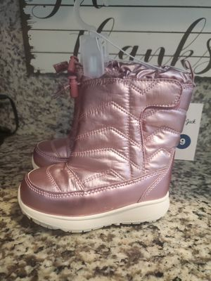 Girls.weather boots..size 9..NEW for Sale in Rancho Santa Margarita, CA