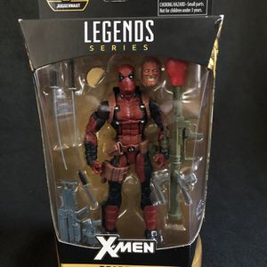 Marvel Legends Deadpool Juggernaut BAF for Sale in Alhambra, CA