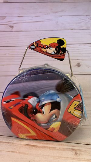 Disney Mickey Mouse & Donald Duck Interactive Racing Tin for Sale in Phoenix, AZ