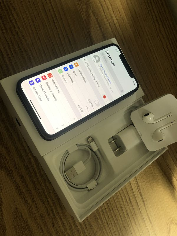 iPhone X New Condition
