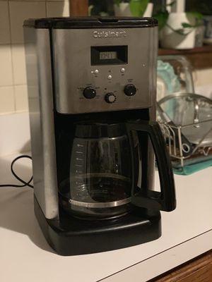 Cuisinart coffee maker for Sale in Boston, MA