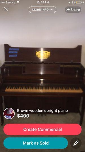 Upright piano for Sale in Ashburn, VA