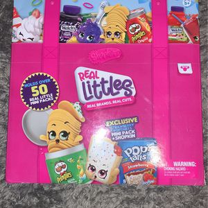 Real Littles Shopkins for Sale in Parkland, WA