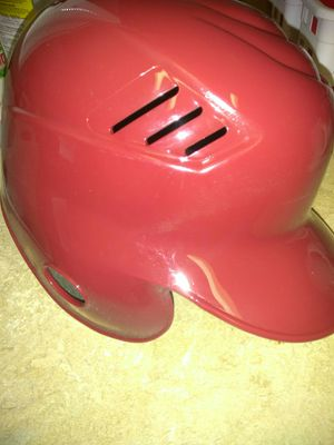 Baseball batting helmet left side batting for Sale in San Bernardino, CA