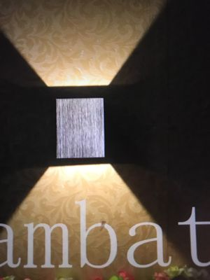 3W LED SQUARE WALL LAMP FOR BEDROOM/HALLWAY/PORCH LIGHT FIXTURE for Sale in Atlanta, GA