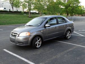 07 Chevy Aveo automatic with 140K for Sale in Richmond, VA