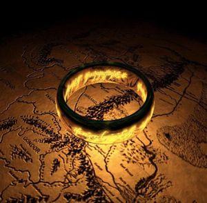 Lord of Rings Black stainless steel ring for Sale in Santa Clara, CA