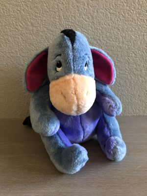 Disney Eeyore Plush Stuffed Toy for Sale in Keller, TX