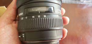 Canon camera mark 5d iii with lense for Sale in Chula Vista, CA
