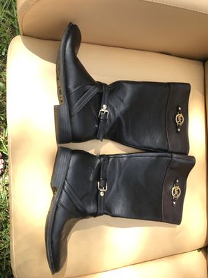 Girls boots Michael Kors, size 5 for Sale in Dunedin, FL