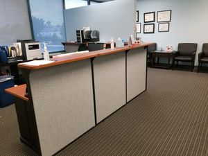 Office furniture 8x8 global industrial for Sale in South San Francisco, CA