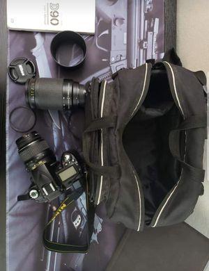 Nikon D90 DSLR Camera for Sale in Woodbridge, VA