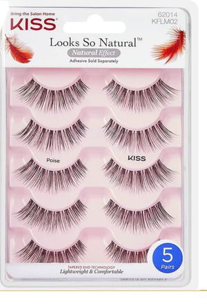 Brand New KISS Eyelashes for Sale in San Bernardino, CA