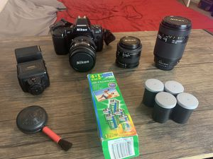 Nikon Film Camera for Sale in Atlanta, GA