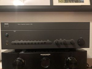 Nad C370 integrated amplifier 120 watts per Channel for Sale for sale  La Mesa, CA