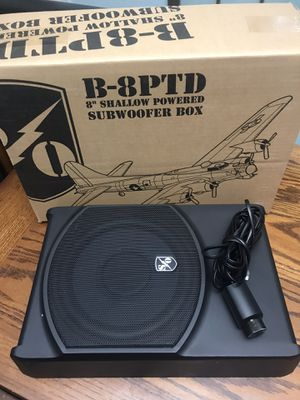 Sound Ordnance B-8PTD powered subwoofer for Sale in Waite Park, MN