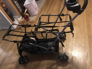 Universal double stroller for Sale in Laurel, MD