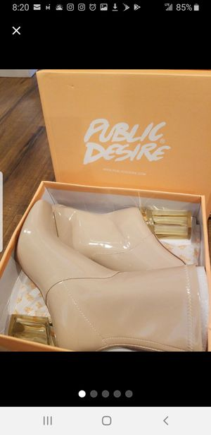Ankle boots size 8 for Sale in Irvine, CA