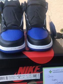 Air Jordan 1 Royal Toe for Sale in Kissimmee,  FL