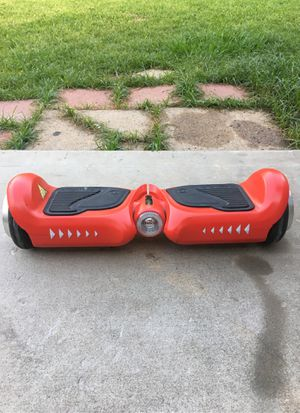 Red hoverboard for Sale in Houston, TX