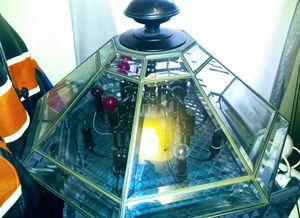 Glass light fixture for Sale in Lebanon, TN