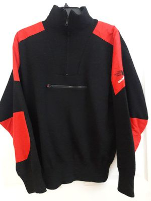 Men's The North Face ski winter sweater large for Sale in Tracy, CA