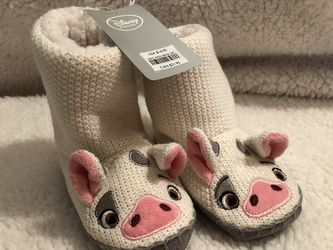Disney Pua Deluxe Slippers for Infants Moana for Sale in Los Angeles,  CA
