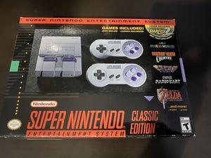 Super Nintendo classic mini SNES 21 games for Sale in Hialeah, FL