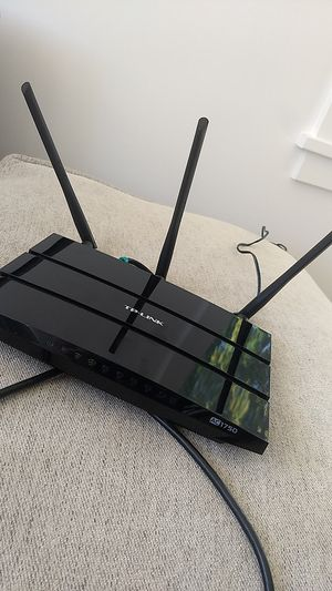 TP-Link AC1750 Archer C7 Dualband Wireless Router WiFi for Sale in Portland, OR