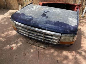 Ford F-150 Eddie Bauer front end for Sale in Tucson, AZ